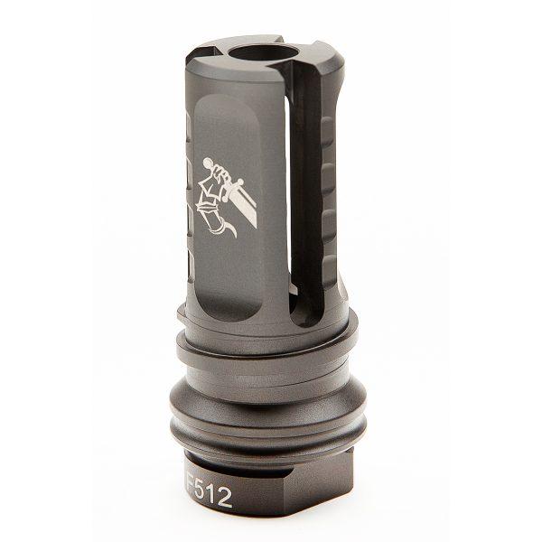 Flash Hider F5 5.56 Mm, 1⁄2-28 3B Thread Flashf512 2