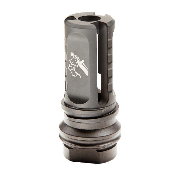 Flash Hider F7 7.62 Mm, 5/8-24 3B Thread Flashf758 2